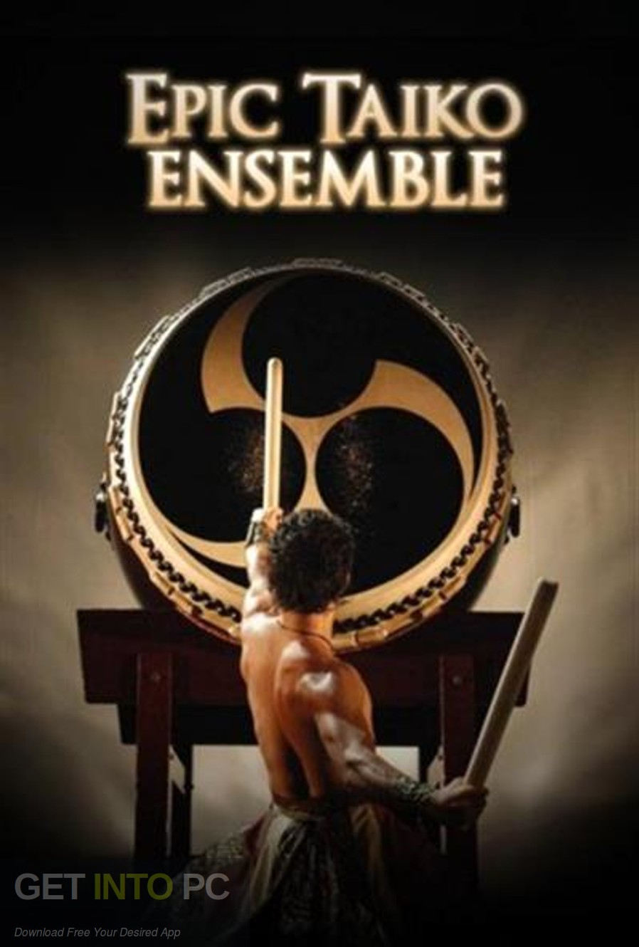 8Dio – Epic Taiko Ensemble (KONTAKT) Free Download PcHippo