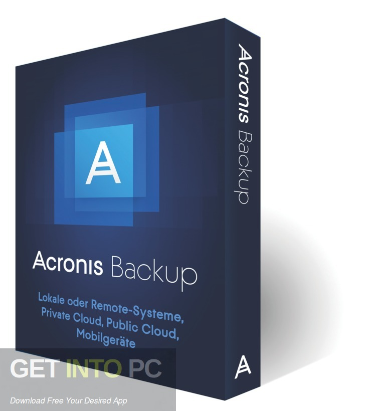 Acronis Cyber Backup Free Download PcHippo