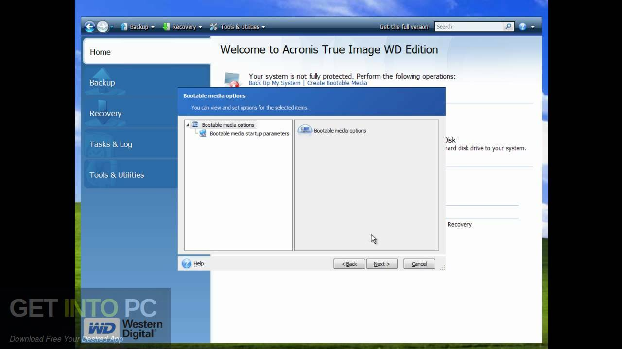 Acronis True Image WD Edition Free Download PcHippo