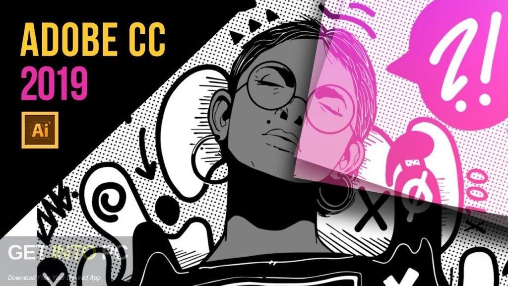 Adobe Illustrator CC 2019 Free Download PcHippo