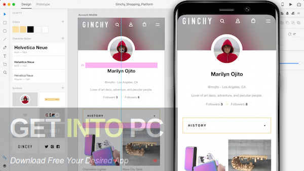 Adobe XD CC 2019 Latest Version Download-GetintoPC.com