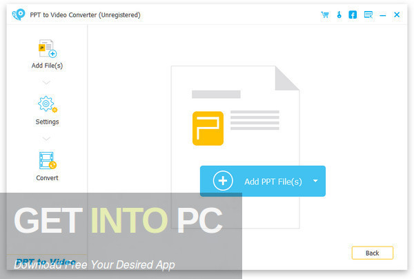 Aiseesoft PPT to Video Converter Latest Version Download-GetintoPC.com
