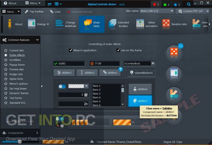 AlphaControls 2020 Free Download PcHippo
