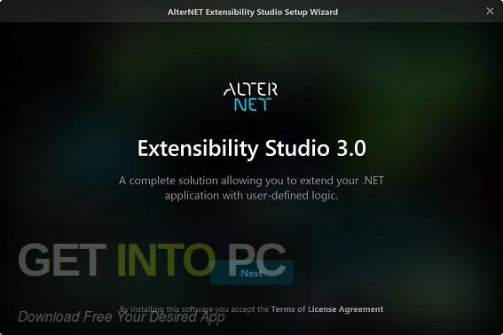 AlterNET Software Extensibility Studio Free Download PcHippo