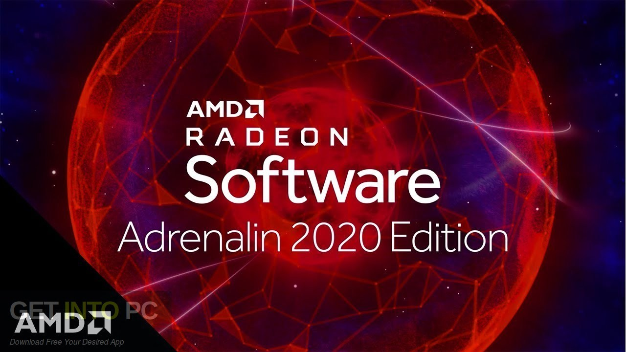 AMD Radeon Adrenalin Edition 2020 Free Download PcHippo