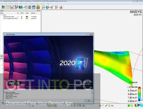 ANSYS Products 2020 R1 Free Download-GetintoPC.com