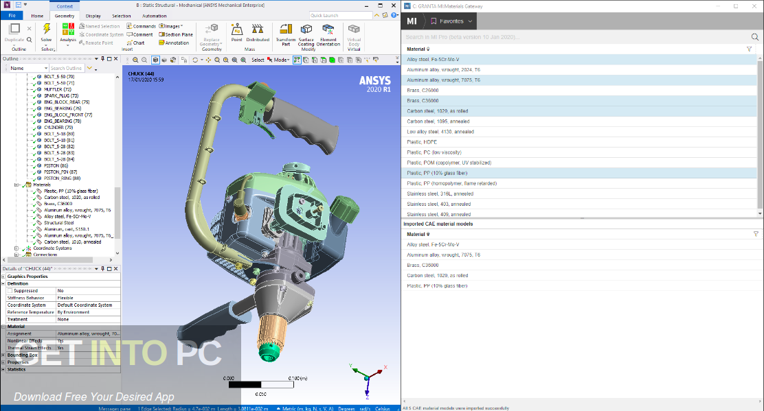ANSYS Products 2020 R1 Latest Version Download-GetintoPC.com