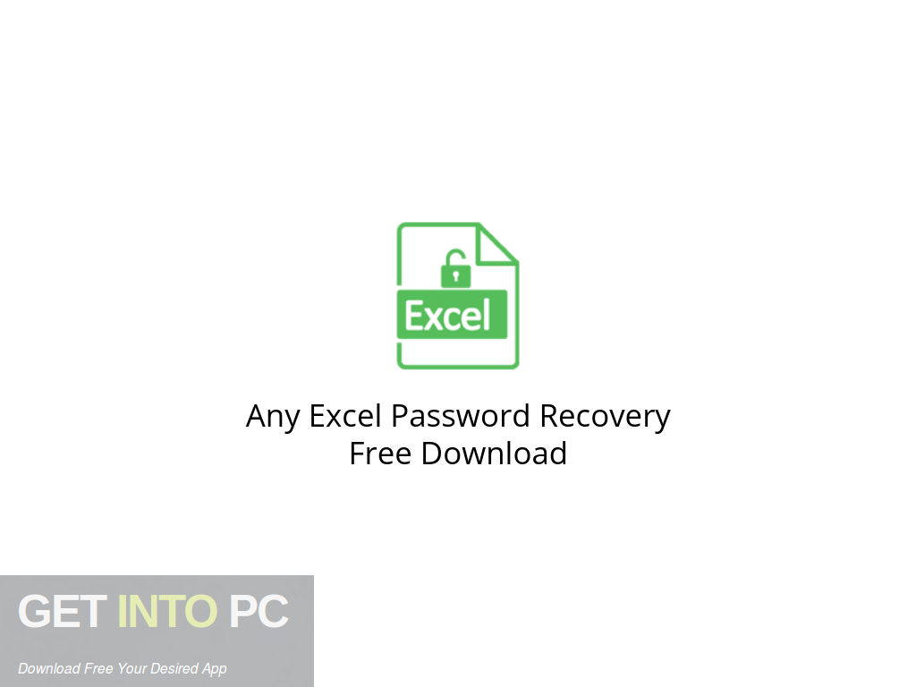 Any Excel Password Recovery Free Download PcHippo