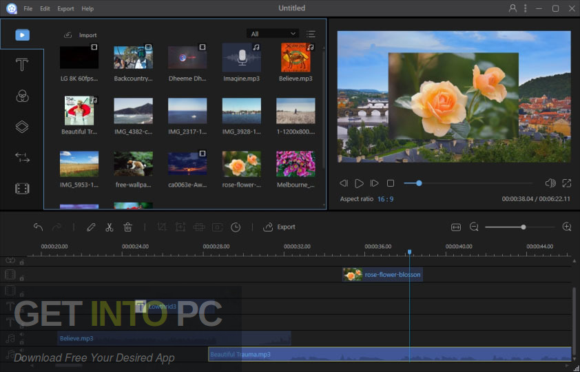 Apower Video Editor Pro Direct Link Download-GetintoPC.com