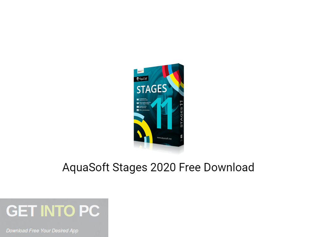 AquaSoft Stages 2020 Free Download PcHippo