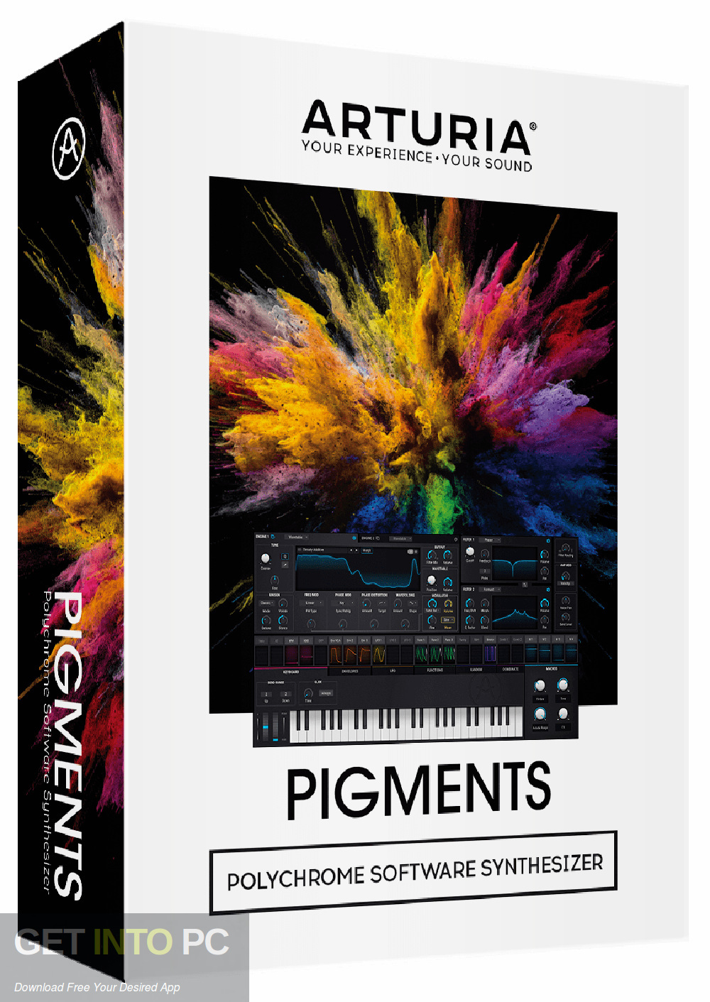 Arturia – Pigments VST Free Download PcHippo