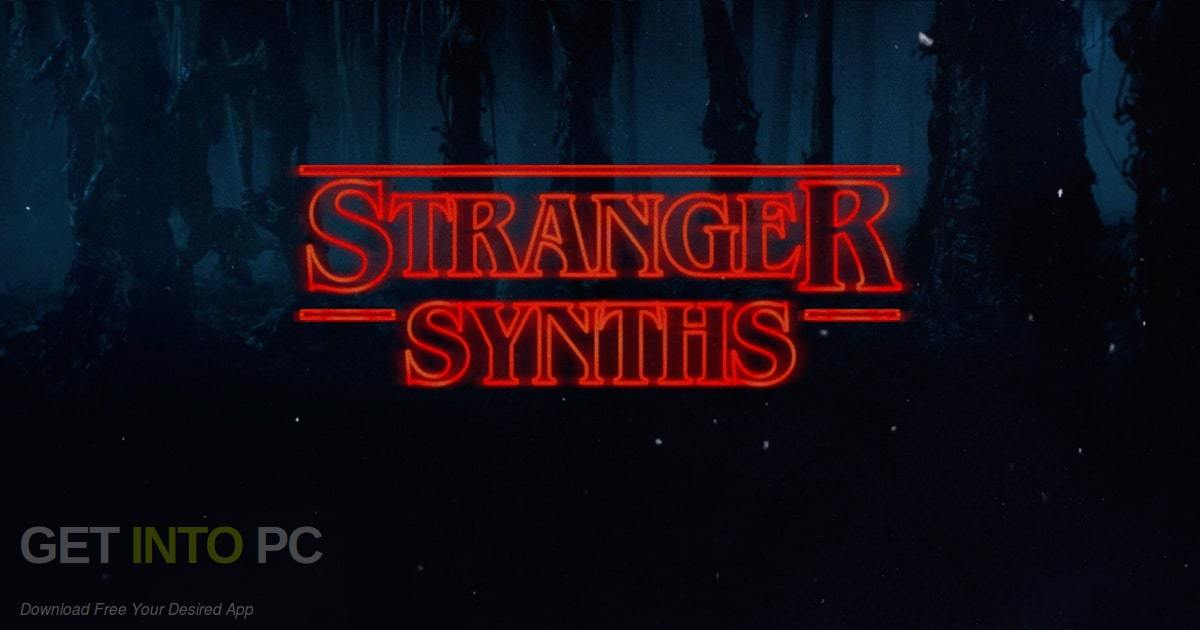 Arturia – Stranger Synths Free Download PcHippo