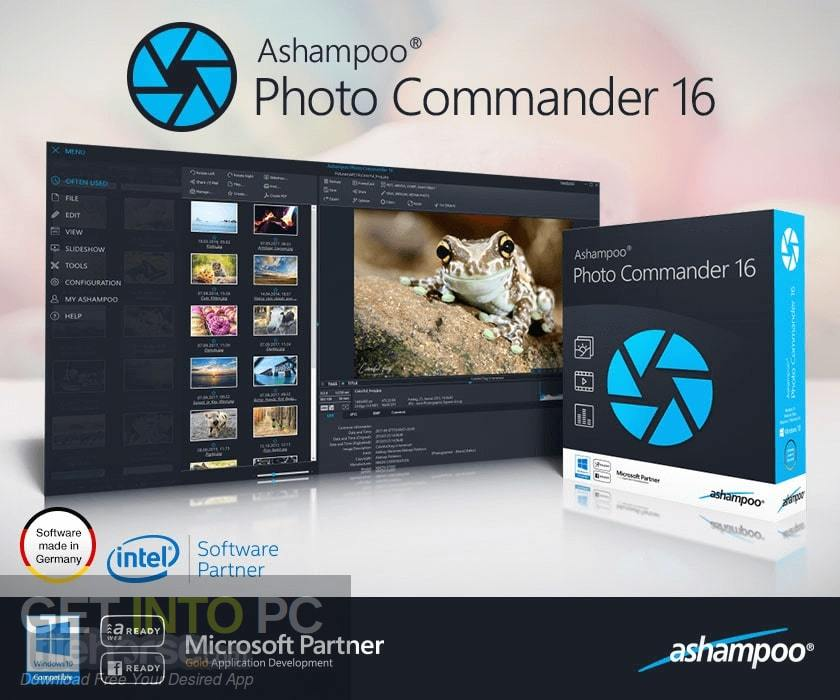 Ashampoo Photo Commander 2020 Free Download PcHippo