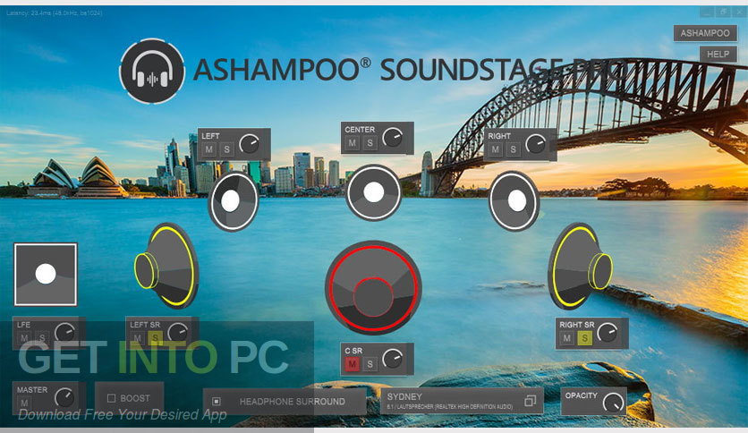 Ashampoo Soundstage Pro 2020 Offline Installer Download
