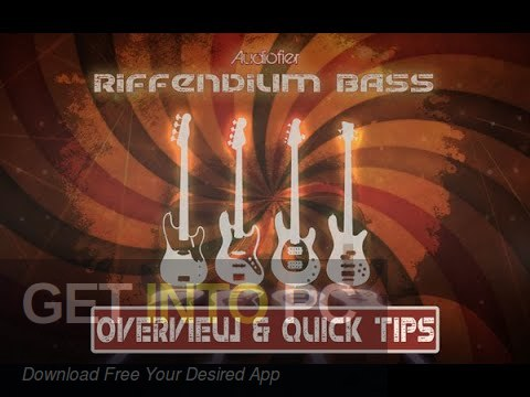 Audiofier - Riffendium Bass Free Download