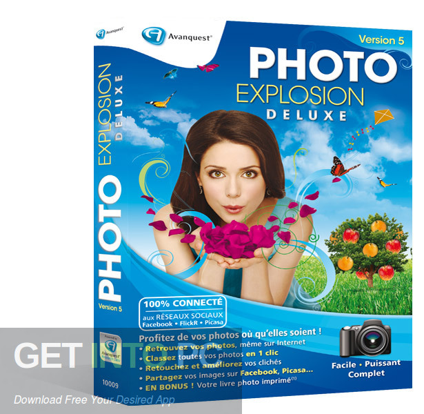 Avanquest Photo Explosion Deluxe 2020 Free Download PcHippo