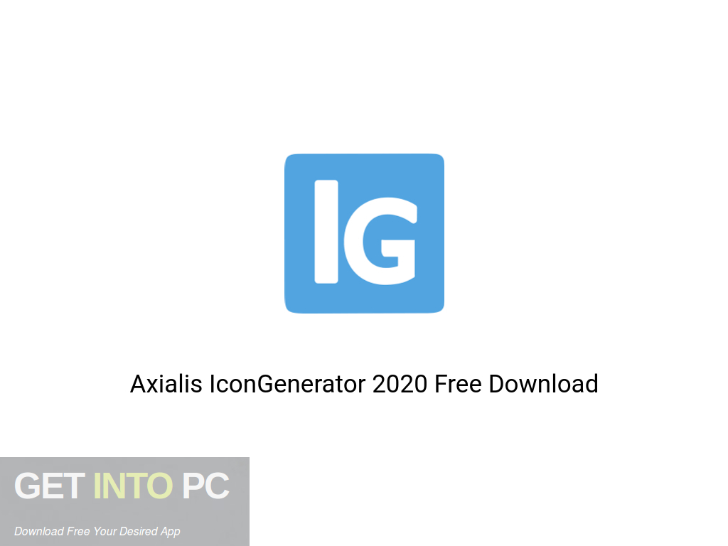Axialis IconGenerator 2020 Free Download PcHippo
