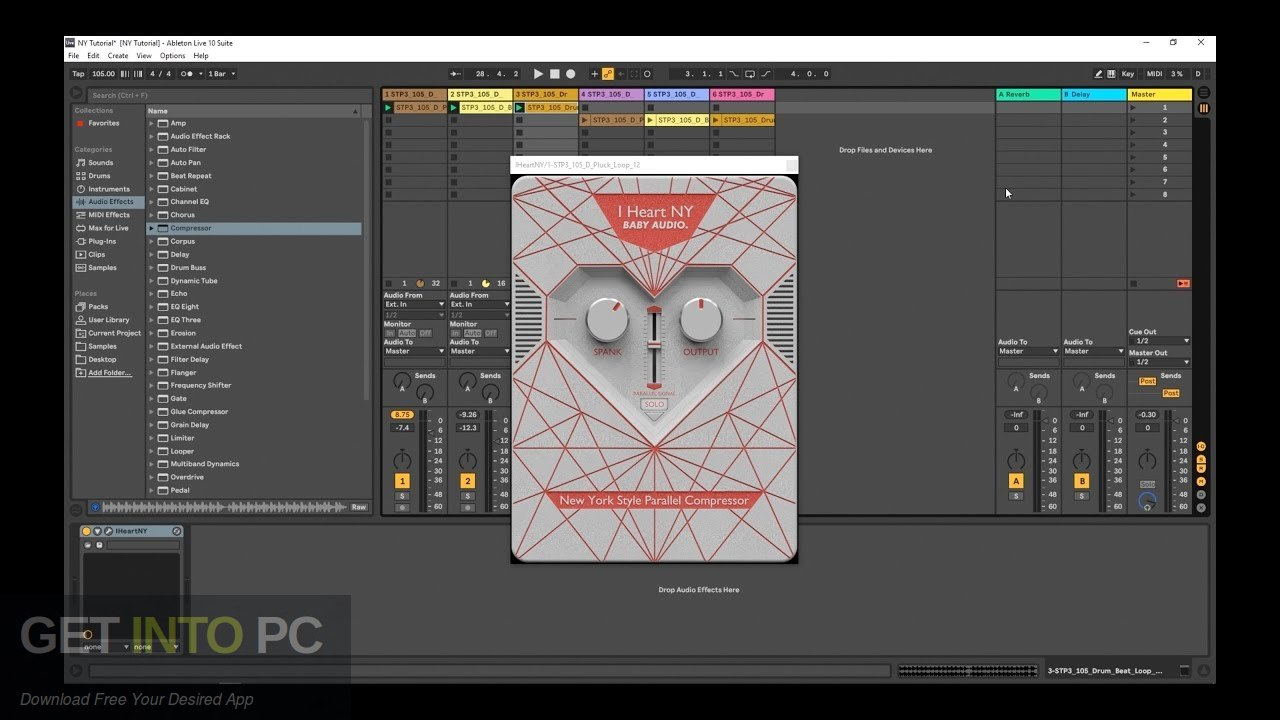 BABY Audio - I Heart NY Parallel Compressor Direct Link Download
