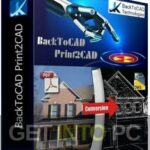 BackToCAD Print2CAD 2022 Free Download PcHippo