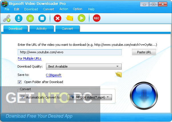 Bigasoft Video Downloader Pro 2021 Offline Installer Download-GetintoPC.com.jpeg