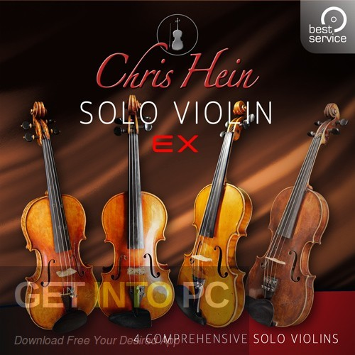 Chris Hein Solo Violin KONTAKT Library Download PcHippo