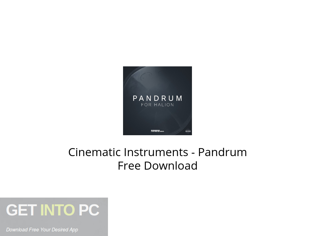 Cinematic Instruments – Pandrum Free Download PcHippo