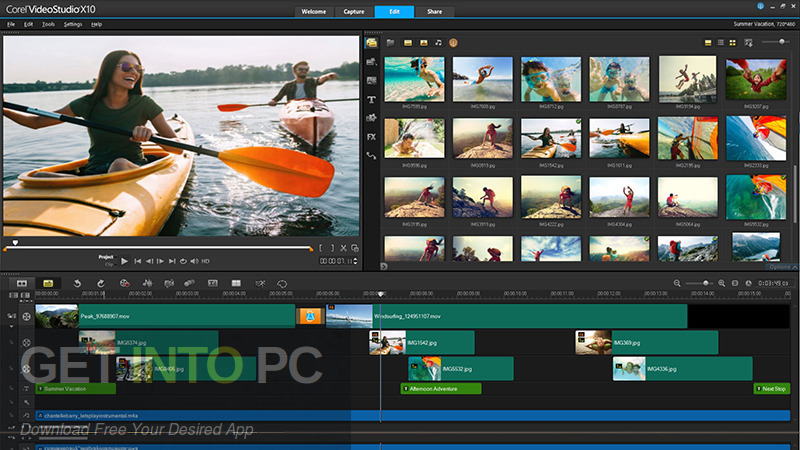 Corel VideoStudio Ultimate 2021 Offline Installer Download-GetintoPC.com.jpeg