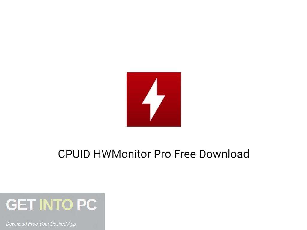CPUID HWMonitor Pro 2020 Free Download PcHippo