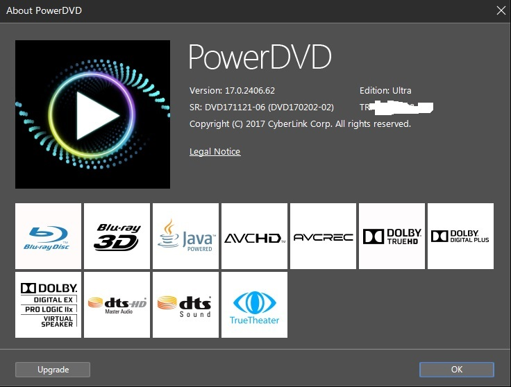 CyberLink PowerDVD Ultra 18.0.1415.62 Latest Version Download