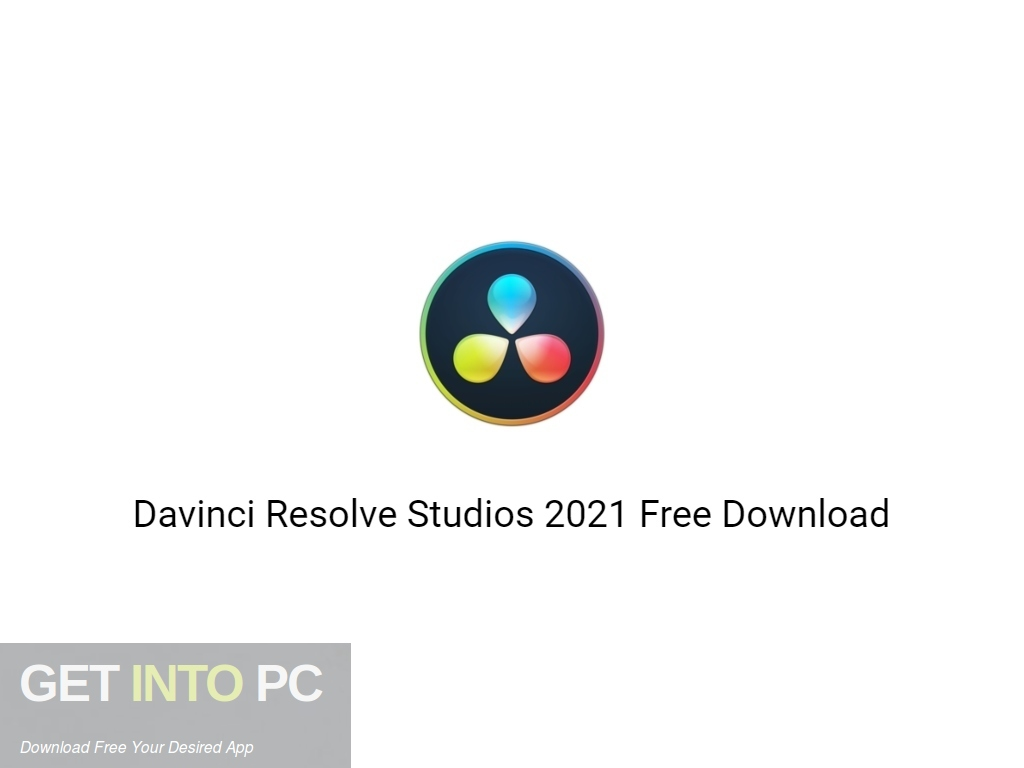 Davinci Resolve Studios 2021 Free Download PcHippo