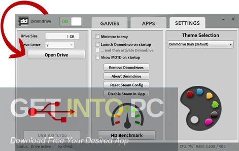 Dimmdrive Offline Installer Download-GetintoPC.com