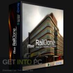 Download Itoo RailClone Pro for 3ds Max PcHippo