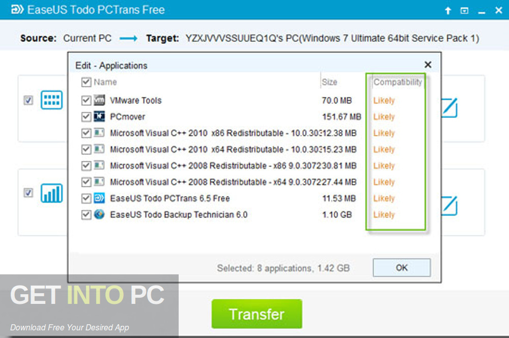 EaseUS Todo PCTrans Pro 2020 Latest Version Download