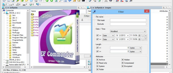 EF Commander 2020 Free Download PcHippo