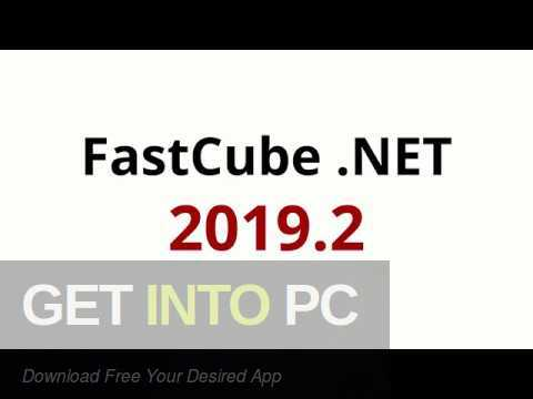 FastCube.NET 2019 Free Download