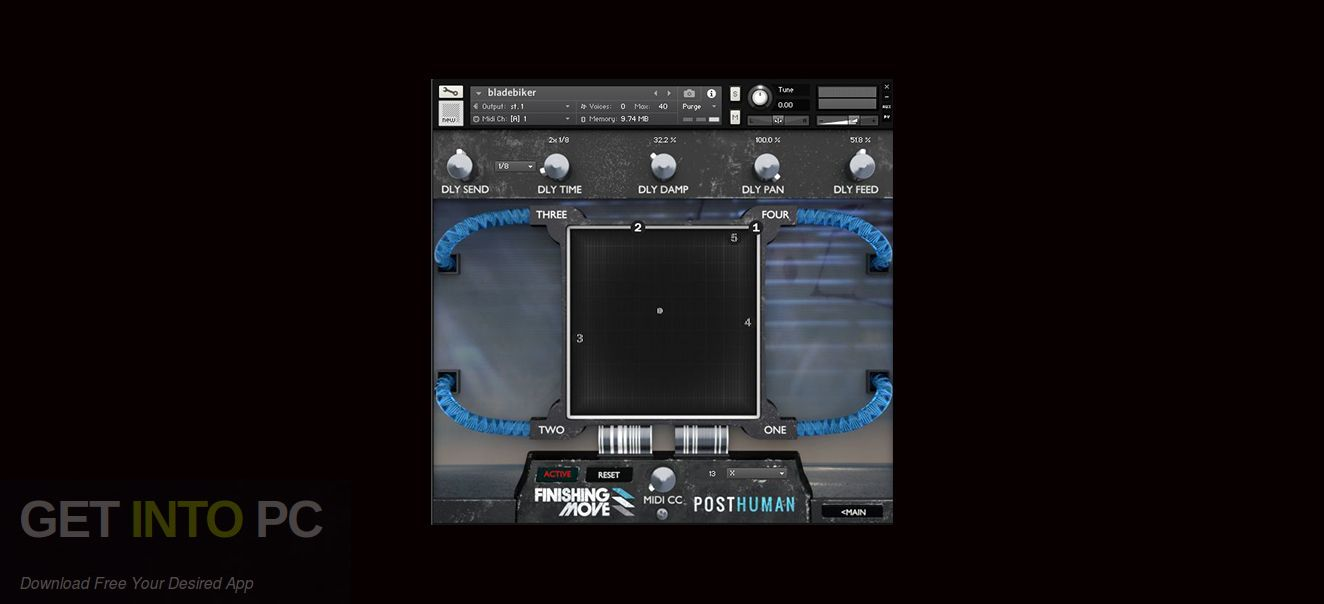 Finishing Move - Posthuman (KONTAKT) Direct Link Download