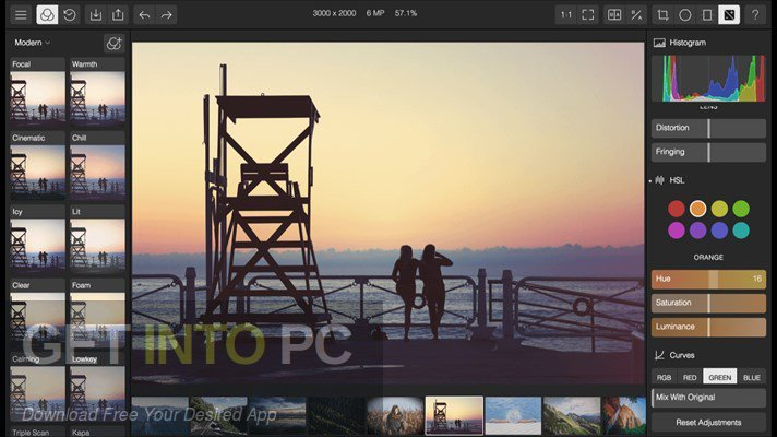 Polarr Photo Editor Pro Free Download-GetintoPC.com