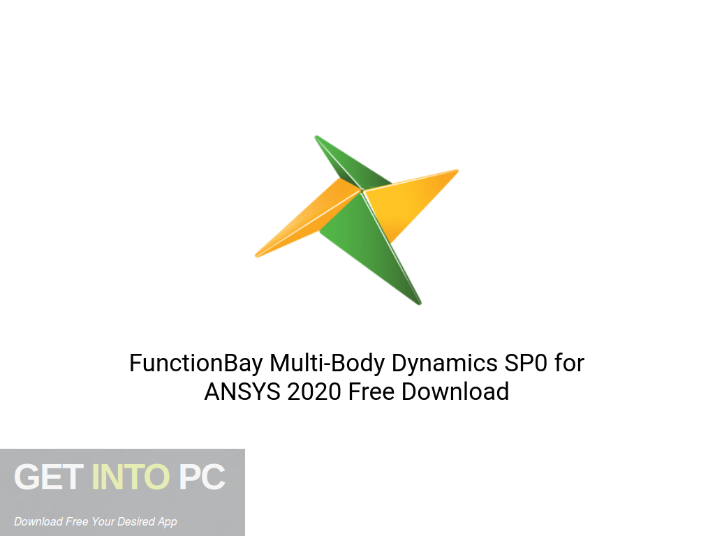 FunctionBay Multi-Body Dynamics SP0 for ANSYS 2020 Free Download PcHippo