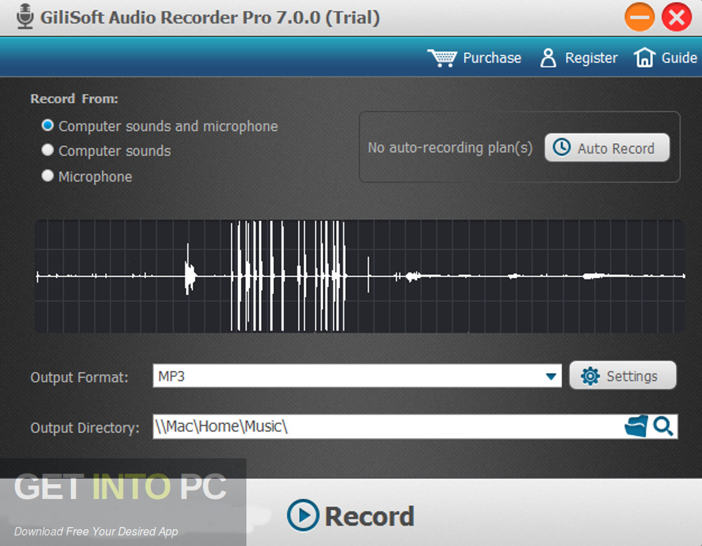 GiliSoft Audio Recorder Pro Latest Version Download