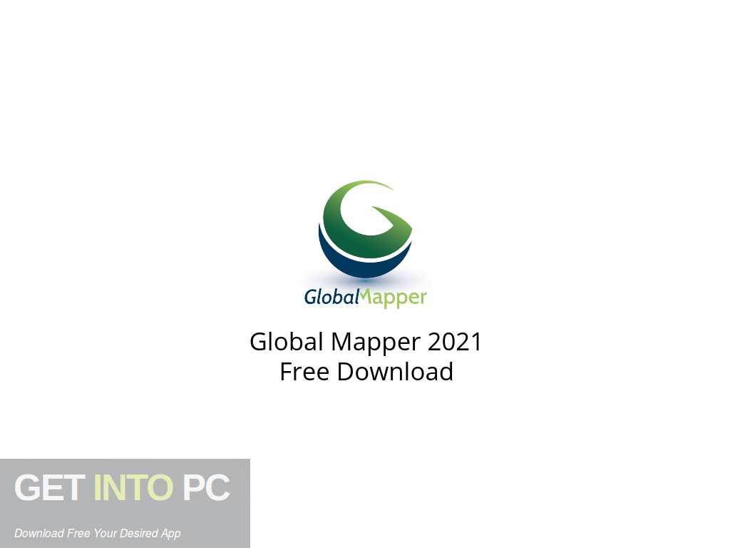 Global Mapper 2021 Free Download PcHippo