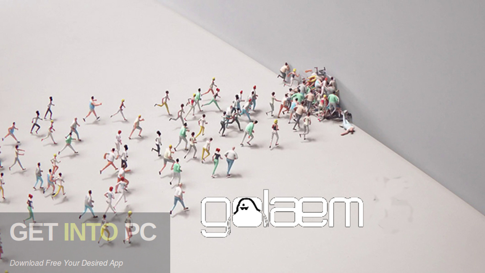 Golaem Crowd for Maya 2017-2020 Free Download PcHippo