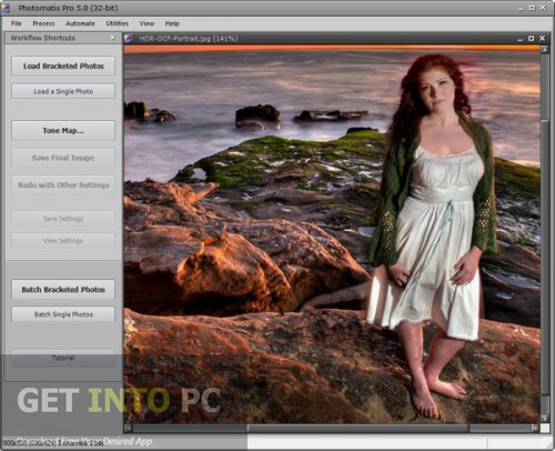 HDRsoft Photomatix Pro 2020 Direct Link Download