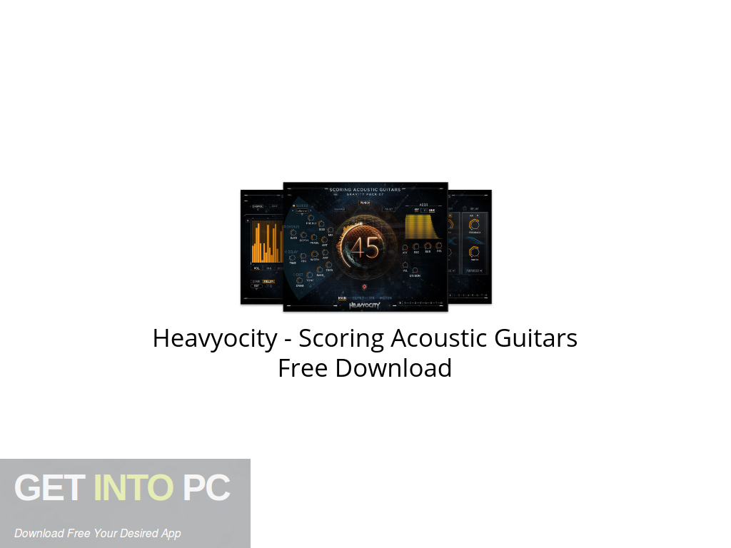 Heavyocity – Scoring Acoustic Guitars Free Download PcHippo