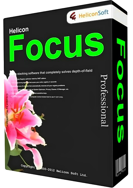 Helicon Focus Pro v6.0.18 Final + Helicon Remote v3.2.7 Free Download PcHippo
