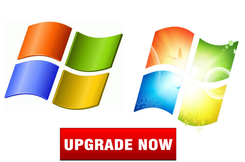 How to Upgrade Windows XP to Windows 7 Easily PcHippo