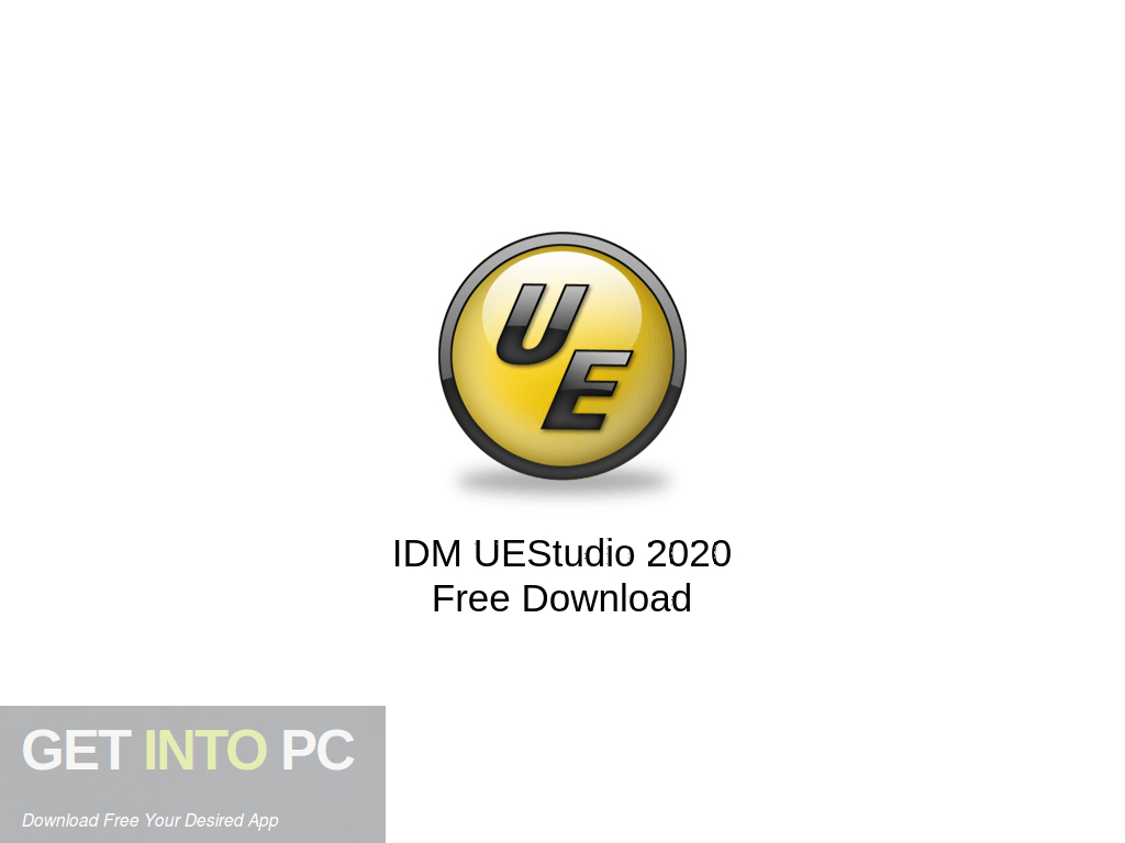 IDM UEStudio 2020 Free Download PcHippo