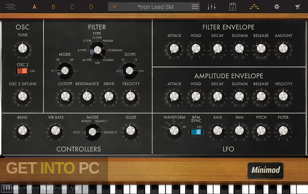 IK Multimedia Syntronik VST Direct Link Download-GetintoPC.com