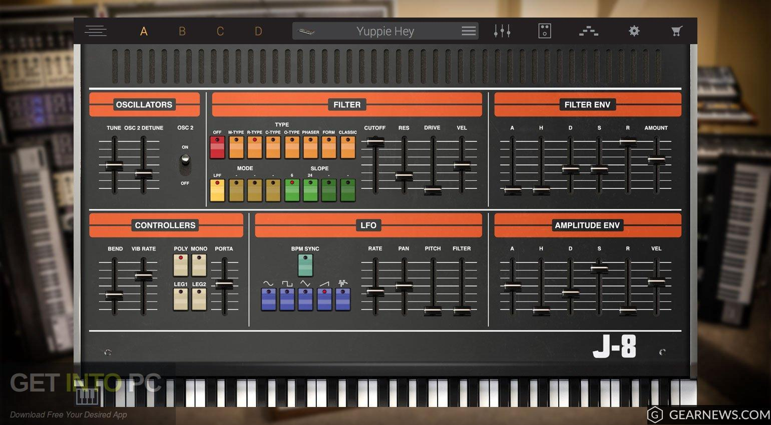 IK Multimedia Syntronik VST Latest Version Download-GetintoPC.com