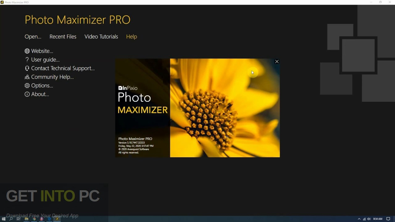InPixio Photo Maximizer Pro 2020 Free Download