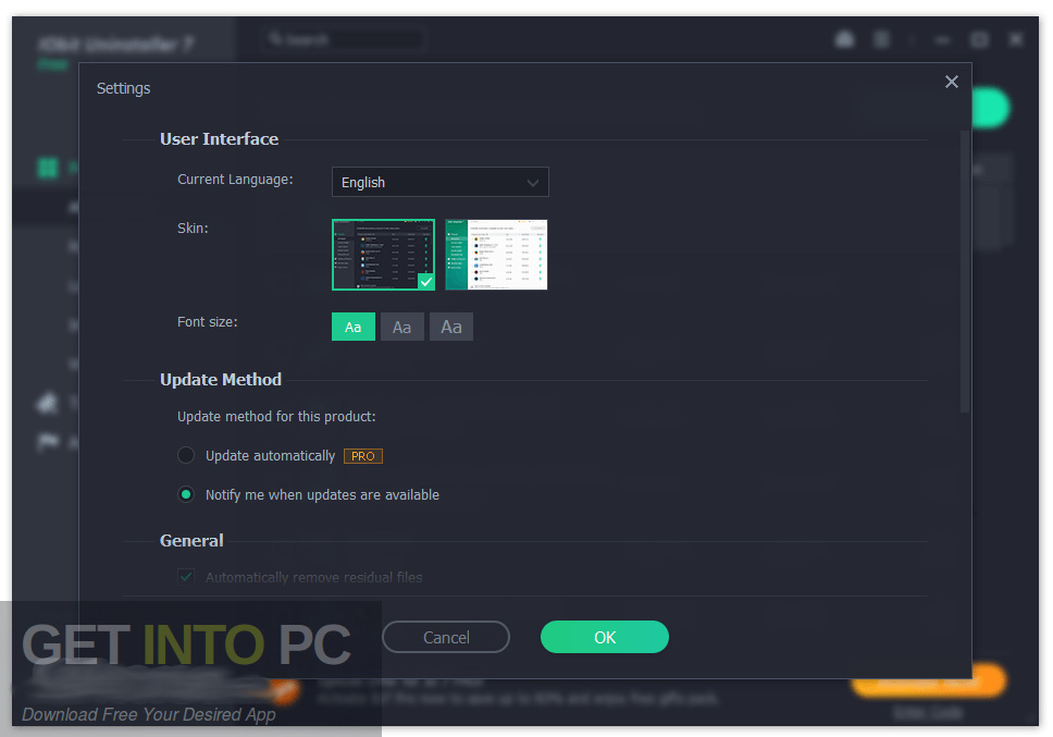 IObit Uninstaller Pro 8 Offline Installer Download-GetintoPC.com
